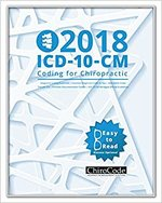 2018 ICD-10-CM CODING FOR CHIROPRACTIC