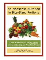NO NONSENSE NUTRITION BOOK