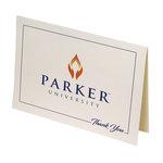PARKER UNIVERSITY THANK YOU CARDS