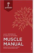 MUSCLE MANUAL (BK ) (P)
