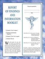 REPORT OF FINDINGS AND INFORMATION BOOKLET