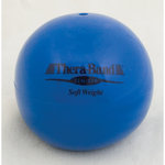 THERABAND BLUE 5.5LB SOFT WEIGHT