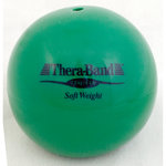 THERABAND GREEN 4.4LB SOFT WEIGHT
