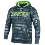 UNDER ARMOUR HYPER GREEN HOODIE
