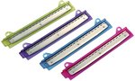 BOSTITCH THREE-HOLE RING BINDER HOLE PUNCH