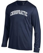 CHAMPION MENS ATHLETIC L/S TEE